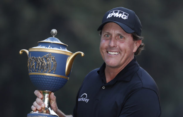 Phil Mickelson wins playoff in Mexico, ends long drought ...